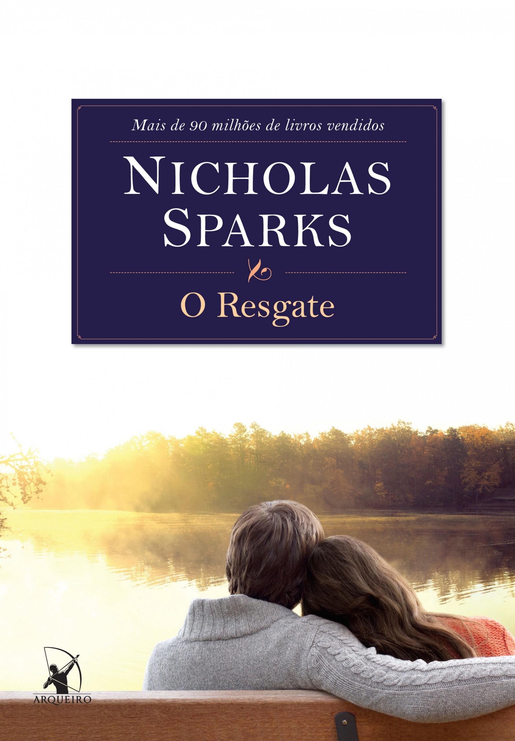 Resenha O Resgate Nicholas Sparks Minha Vida Literária