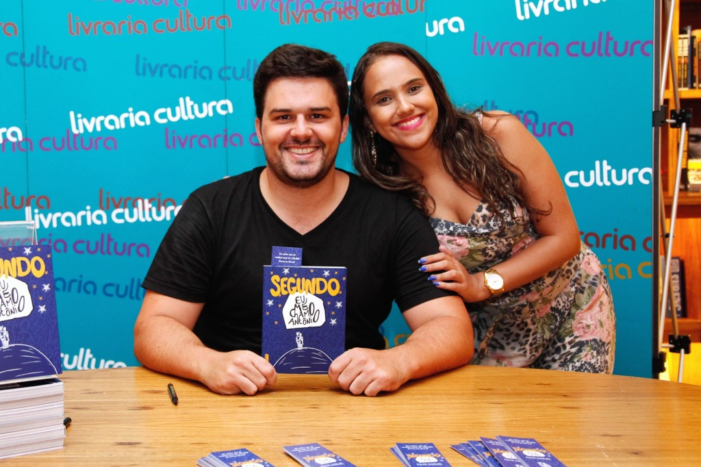 Pedro Gabriel e Alana Gabriela