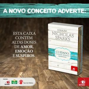 Box_Nicholas Sparks