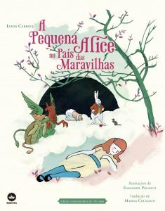 Capa A Pequena Alice no País das Maravilhas AG.indd