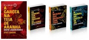Millenium_4 livros_capas novas