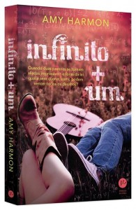 amy harmon - livro infinito + um - minha vida literaria