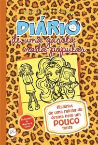 o diario de uma garota nada popular - minha vida literaria