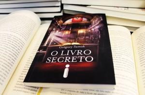 o livro secreto - minha vida literaria