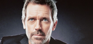 Hugh Laurie - minha vida literaria