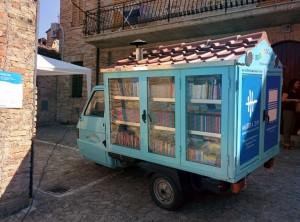 biblioteca movel - minha vida literaria