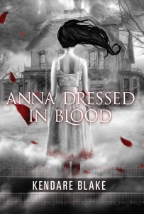 anna dressed in blood - minha vida literaria
