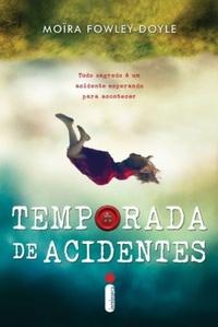 temporada de acidentes - minha vida literaria