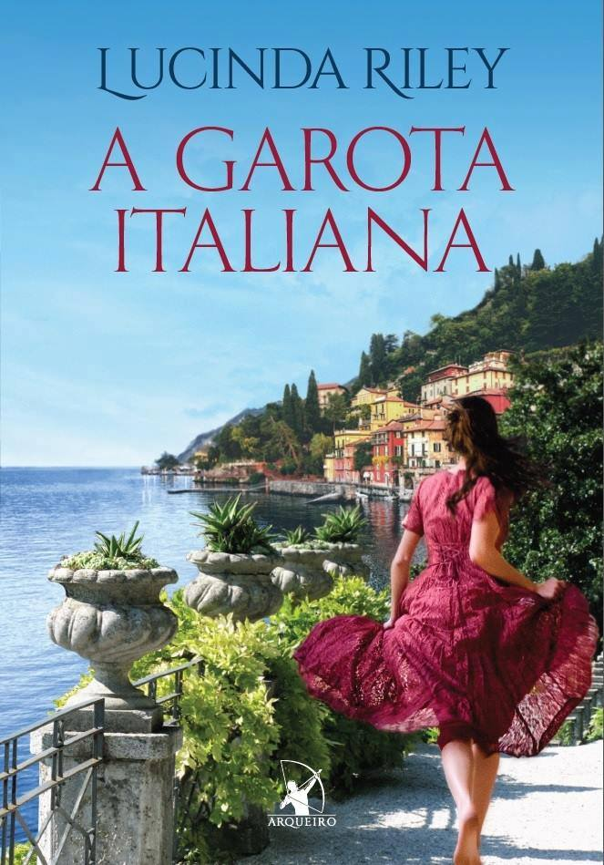 a garota italiana - minha vida literaria