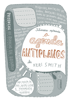 agenda antiplanos - minha vida literaria