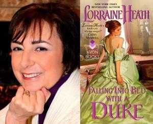 lorraine heath - minha vida literaria