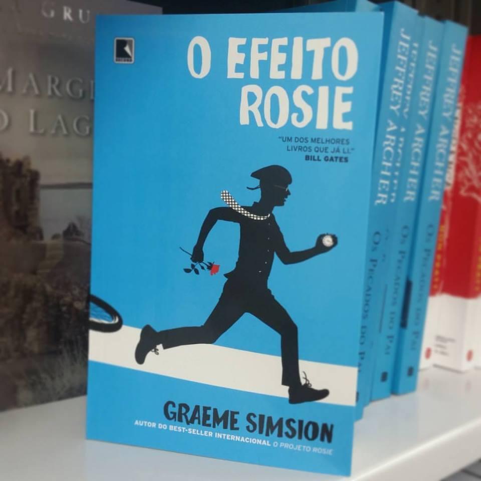 o efeito rosie - minha vida literaria