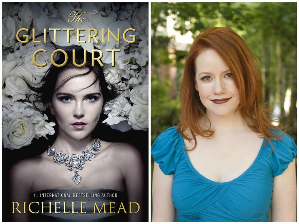 the-glittering-court-richelle-mead-minha-vida-literaria