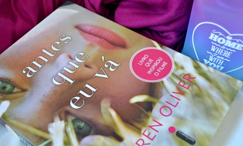 Livros Na Telona Antes Que Eu Vá Lauren Oliver Minha Vida Literária