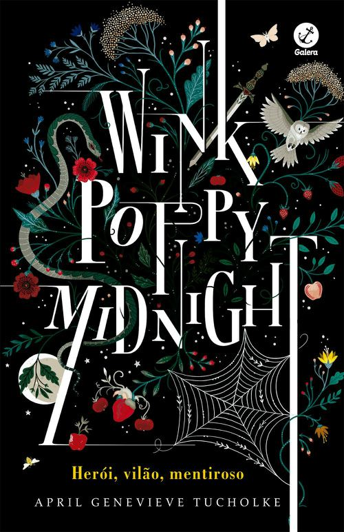 Wink Poppy Midnight – April Genevieve Tucholke