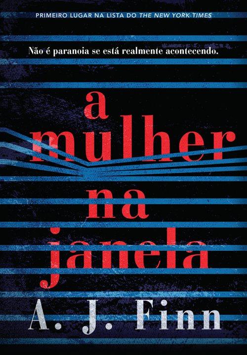 A Mulher na Janela – A. J. Finn