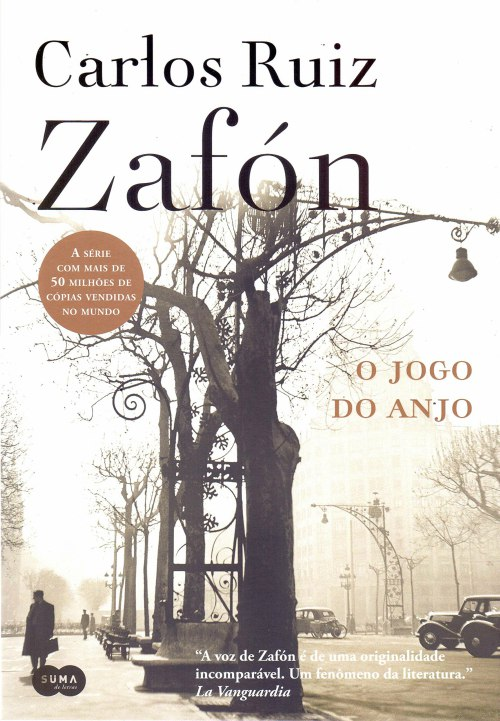 O Jogo do Anjo — Carlos Ruiz Zafón