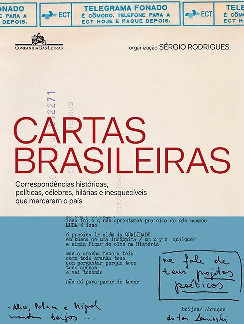 Cartas Brasileiras — Sérgio Rodrigues