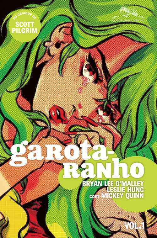 Garota-Ranho — Bryan Lee O'Malley, Leslie Hung e Mickey Quinn