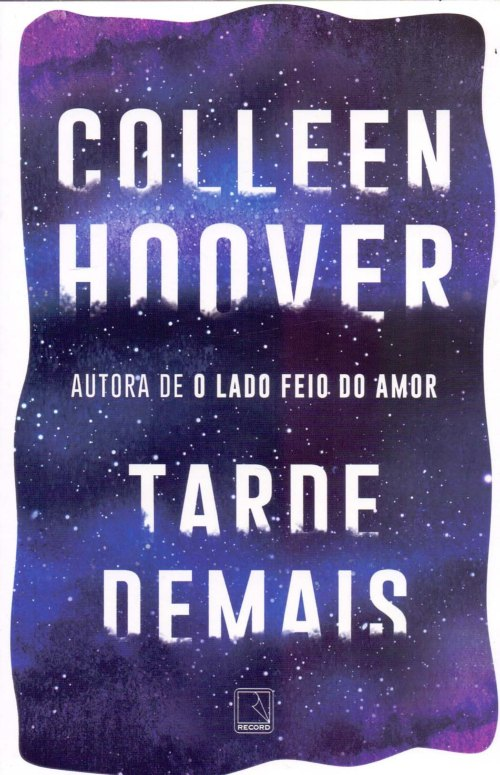 Tarde Demais – Colleen Hoover