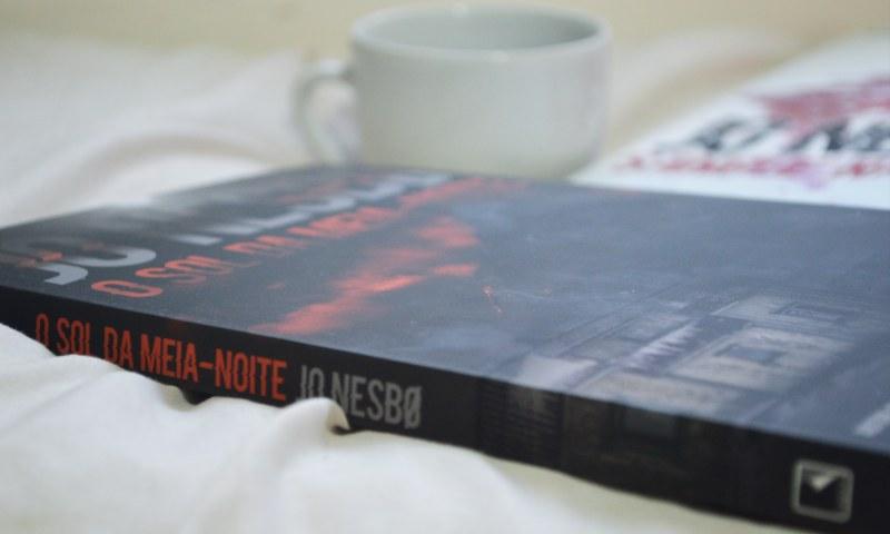 Resenha] O Sol da Meia-Noite — Jo Nesbø | Minha Vida Literária