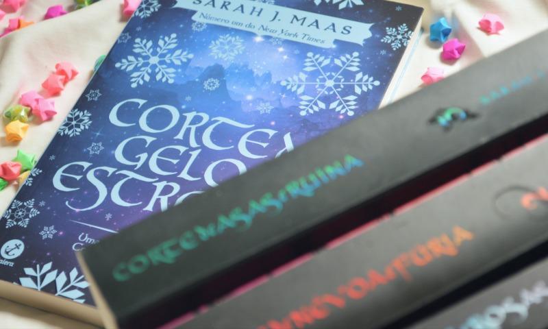 Corte de Espinhos e Rosas   Adaptação da saga literária ...