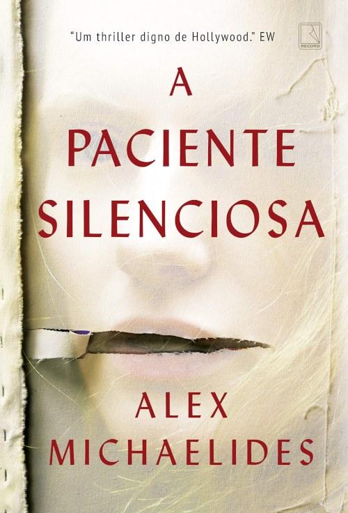 A Paciente Silenciosa – Alex Michaelides
