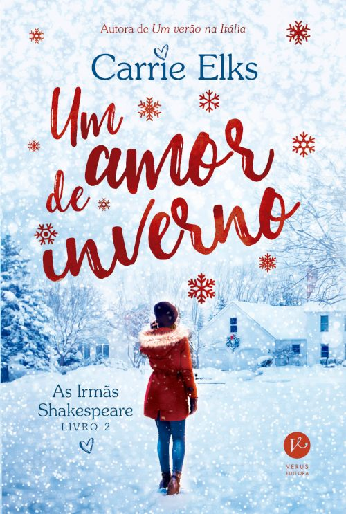 Um Amor de Inverno — Carrie Elks