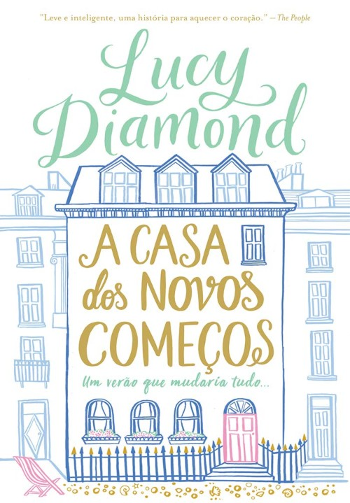 A Casa dos Novos Começos — Lucy Diamond
