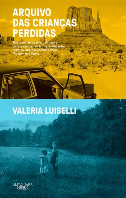 Arquivo das crianças perdidas – Valeria Luiselli