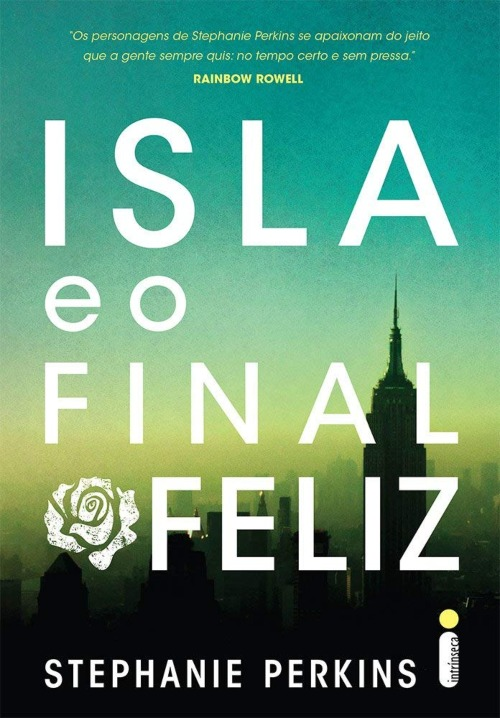 Isla e o Final Feliz — Stephanie Perkins
