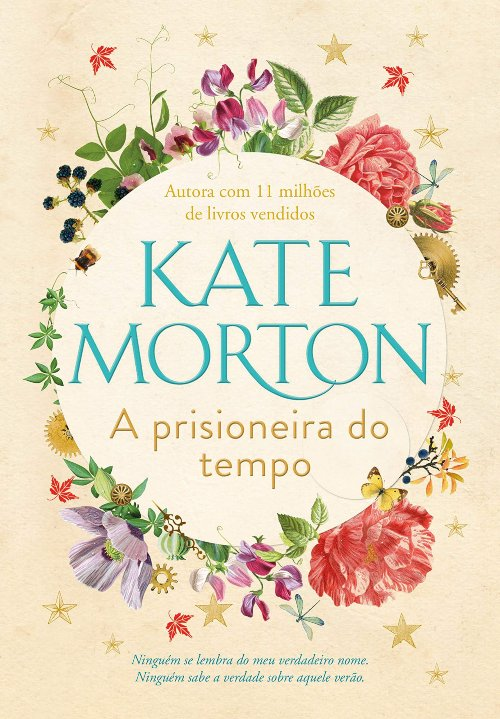 A Prisioneira do Tempo — Kate Morton