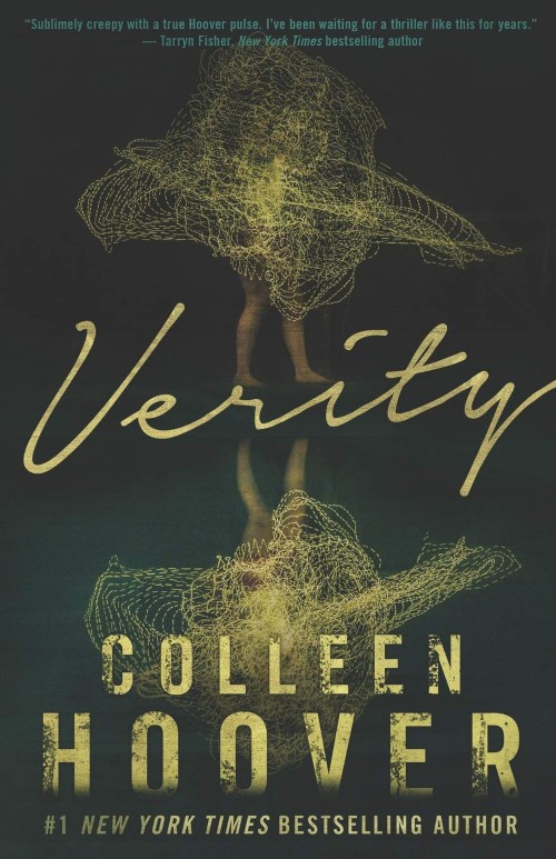 Verity — Colleen Hoover