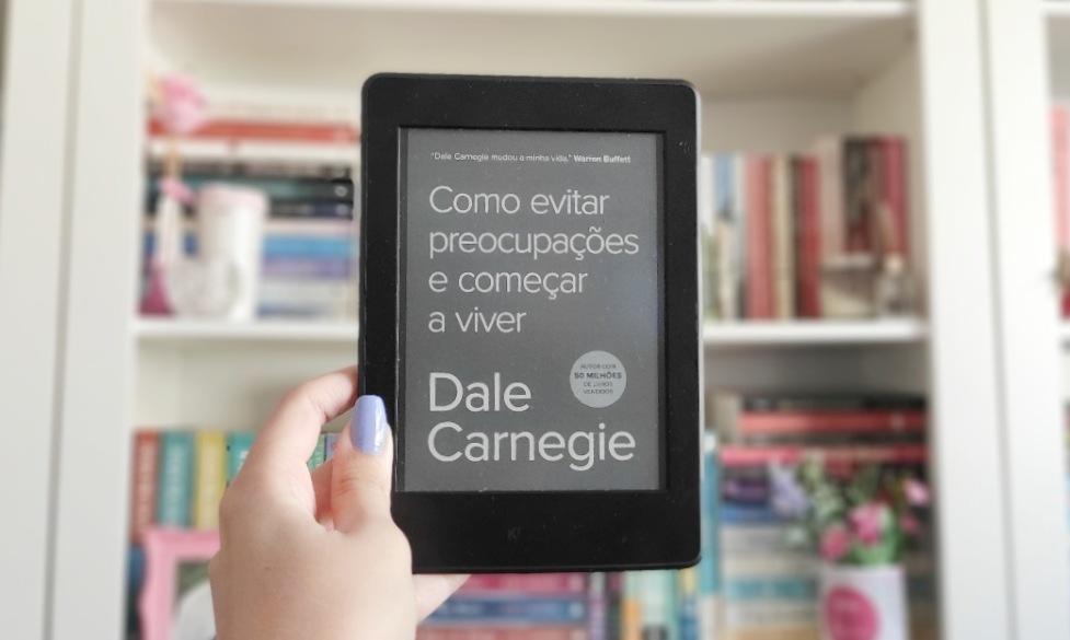 [Resenha] Como Evitar Preocupações e Começar a Viver — Dale Carnegie