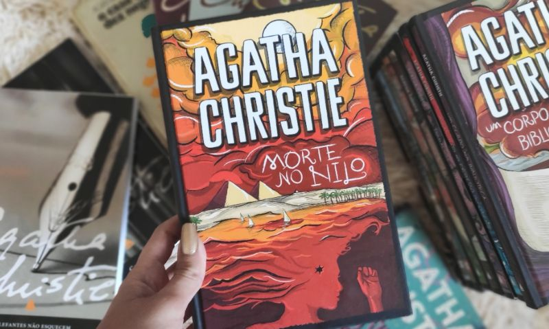 [Vídeo Resenha] Morte no Nilo — Agatha Christie