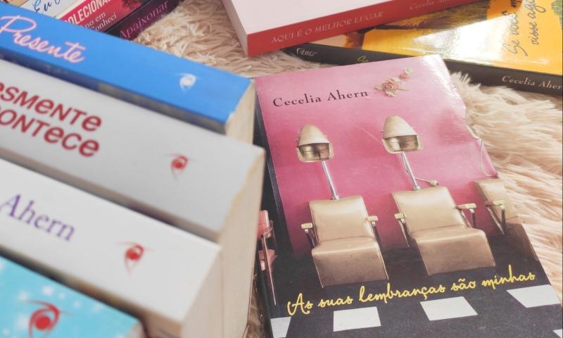 [Vídeo Resenha] As Suas Lembranças São Minhas — Cecelia Ahern