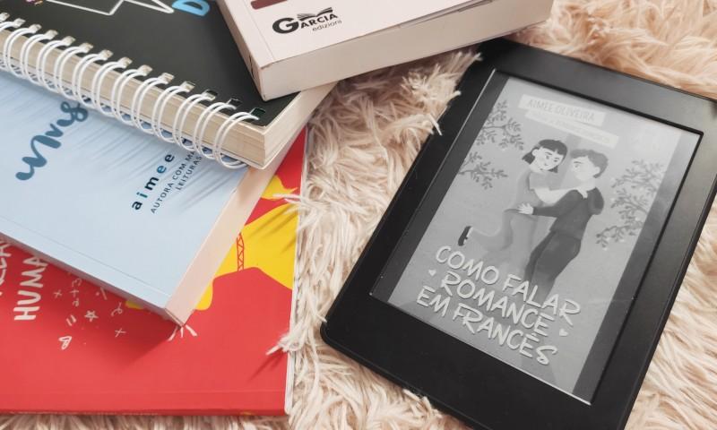 [Vídeo Resenha] Como Falar Romance Em Francês — Aimee Oliveira