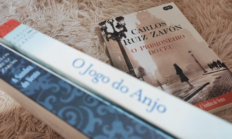 [Vídeo Resenha] O Prisioneiro do Céu — Carlos Ruiz Zafón