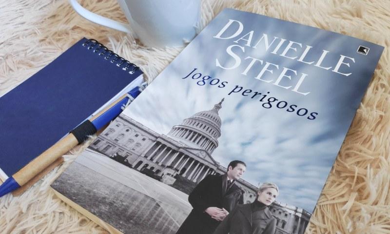 [Vídeo Resenha] Jogos Perigosos — Danielle Steel