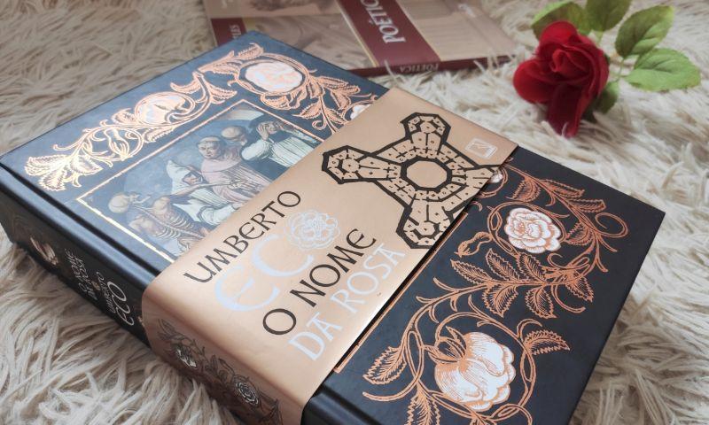 [Vídeo Resenha] O Nome da Rosa — Umberto Eco