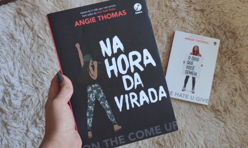 [Vídeo Resenha] Na Hora da Virada – Angie Thomas
