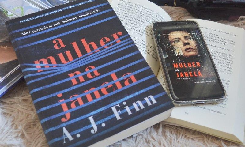 [Livros Na Telona] A Mulher na Janela – A. J. Finn